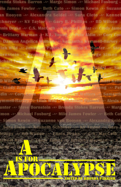 A IS FOR APOCALYPSE for $0.99!